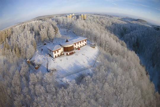 ВБашкирии впределах курорта «Янган-тау» снесут коттедж экс-директора