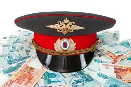 ВУфе бывших полицейских оштрафовали на3 млн руб. завымогательство взятки