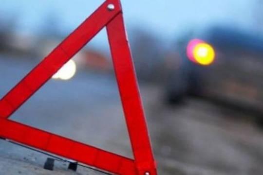 16-летний сын обвинителя изОктябрьского разбил служебную машину отца