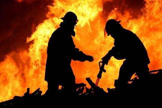 Следственный комитет проводит проверку пофакту крупного пожара под Уфой